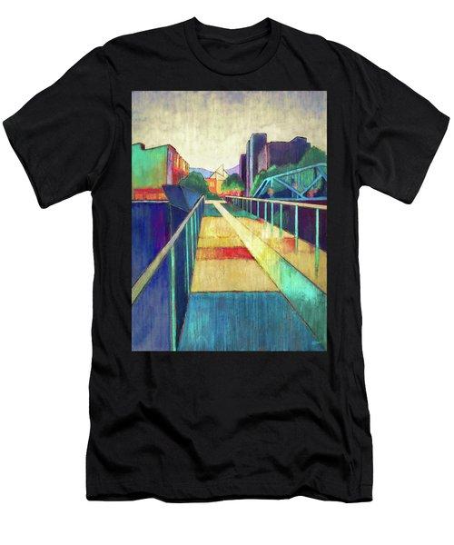 The Glass Bridge Men's T-Shirt (Athletic Fit)
