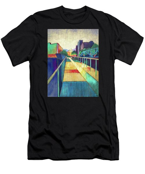 The Glass Bridge Men's T-Shirt (Athletic Fit)