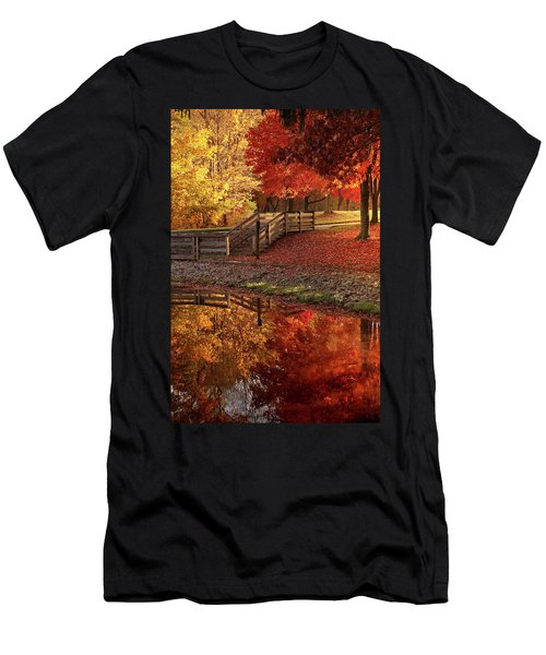 The Glory Of Autumn Men's T-Shirt (Athletic Fit)