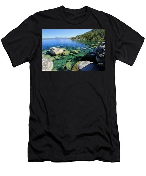 Men's T-Shirt (Athletic Fit) featuring the photograph The Glory Of Morning by Sean Sarsfield