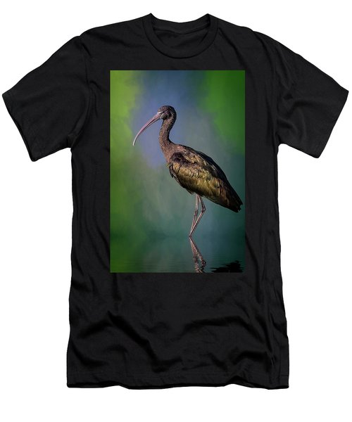 The Glossy Ibis Stroll Men's T-Shirt (Athletic Fit)