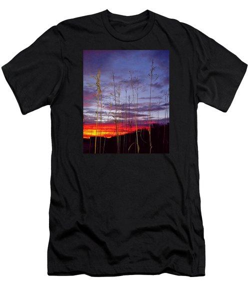 The Glow Men's T-Shirt (Athletic Fit)
