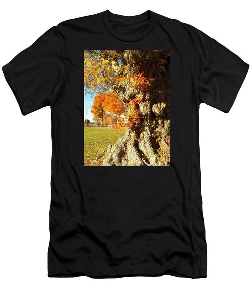 The Gnarly Tree Men's T-Shirt (Athletic Fit)