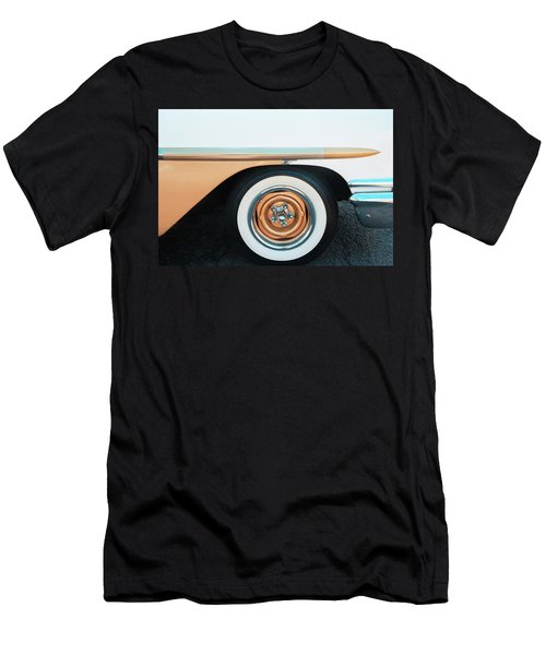 The Golden Age Of Auto Design Men's T-Shirt (Slim Fit) by Gary Slawsky