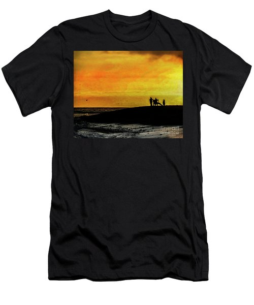 The Golden Hour II Men's T-Shirt (Athletic Fit)