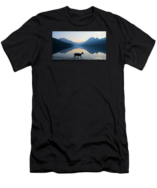 The Grace Of Wild Things Men's T-Shirt (Slim Fit) by Dustin  LeFevre