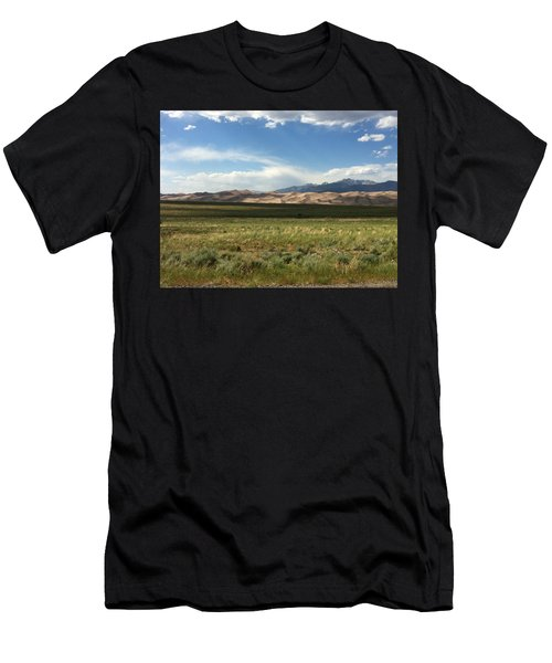 The Great Sand Dunes Men's T-Shirt (Athletic Fit)