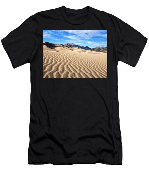 The Great Sand Dunes Of Colorado Men's T-Shirt (Athletic Fit)