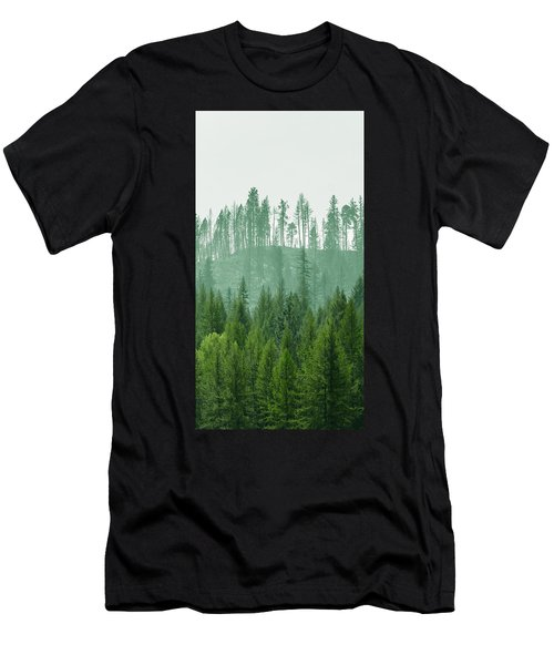 The Green And The Not So Green Men's T-Shirt (Athletic Fit)