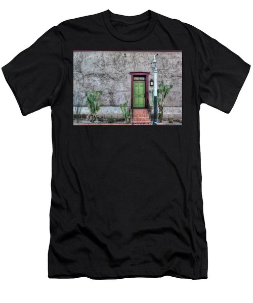 The Green Door Men's T-Shirt (Athletic Fit)