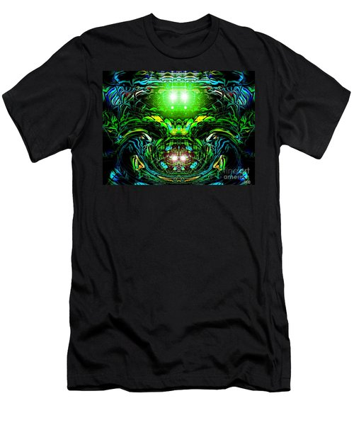 The Green Line Men's T-Shirt (Athletic Fit)