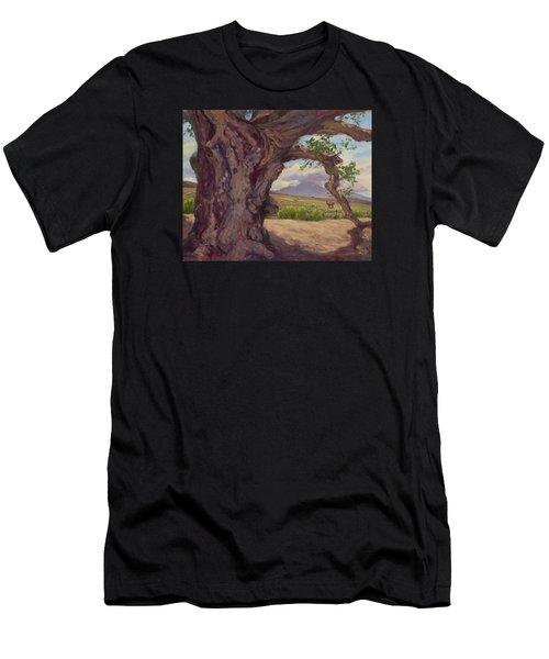 The Guardian Men's T-Shirt (Athletic Fit)