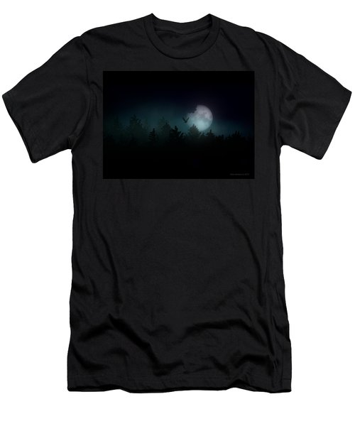 The Hallowed Moon Men's T-Shirt (Athletic Fit)