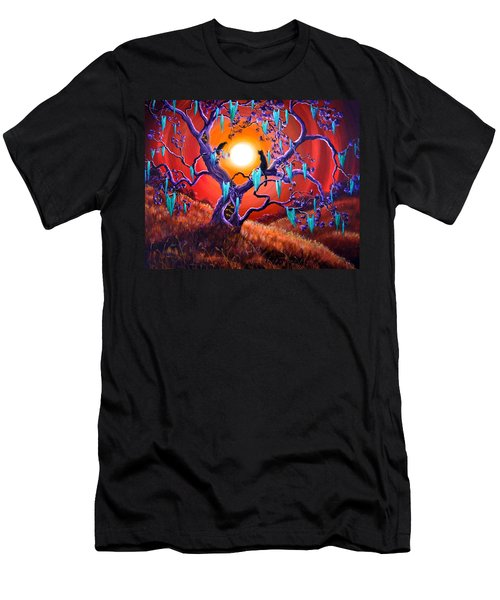The Halloween Tree Men's T-Shirt (Athletic Fit)