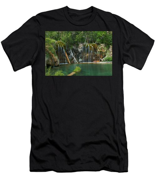 The Hanging Lake Men's T-Shirt (Athletic Fit)