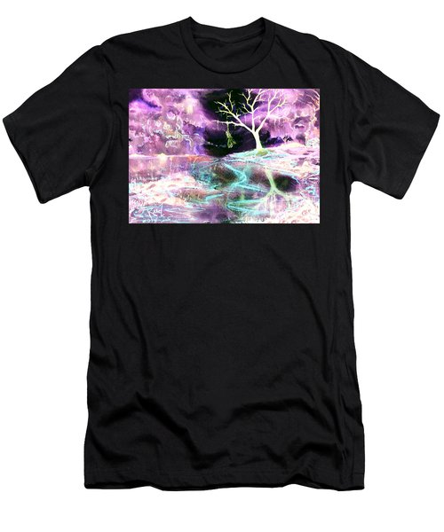 The Hanging Tree Inverted Men's T-Shirt (Athletic Fit)