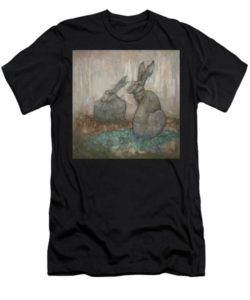 The Hare's Den Men's T-Shirt (Athletic Fit)
