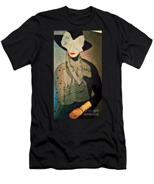 The Hat Men's T-Shirt (Athletic Fit)