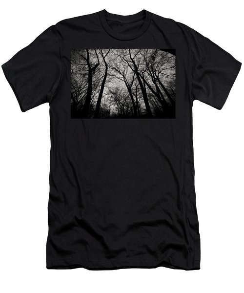 The Haunt Of Winter Men's T-Shirt (Athletic Fit)