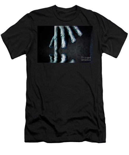 The Healing Touch Men's T-Shirt (Slim Fit)