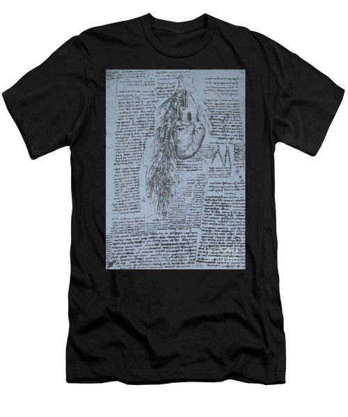 The Heart And The Bronchial Arteries Men's T-Shirt (Athletic Fit)