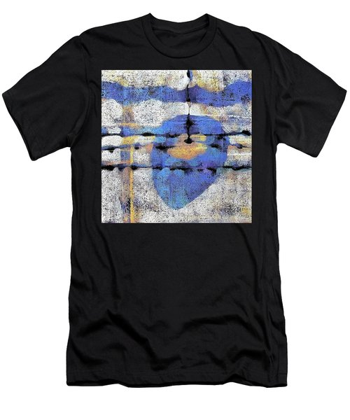 The Heart Of The Matter Men's T-Shirt (Athletic Fit)