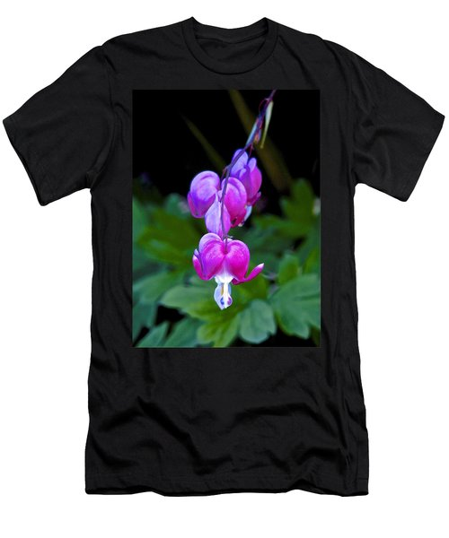 The Heart That Bleeds Men's T-Shirt (Athletic Fit)