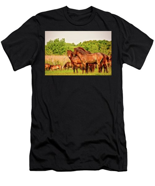 The Herd 2 Men's T-Shirt (Athletic Fit)