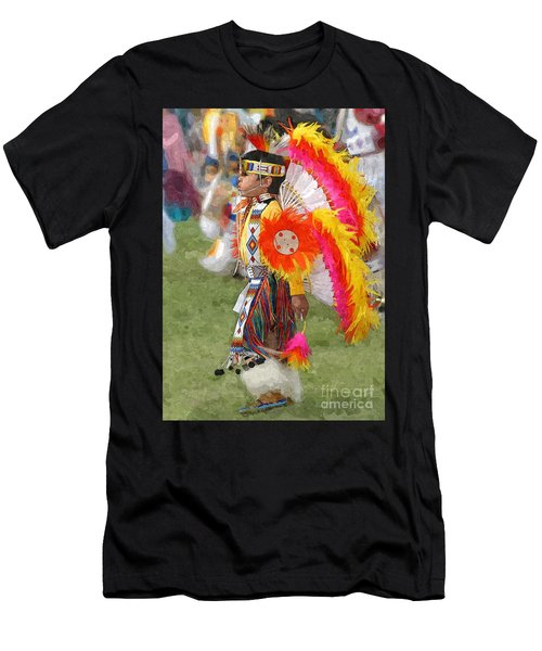 The Heritage Lives On Men's T-Shirt (Athletic Fit)