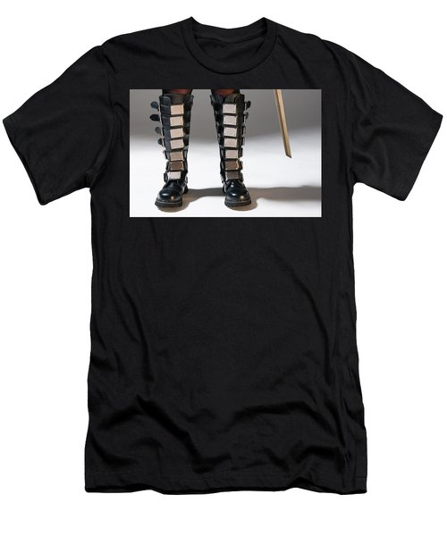 The Heroine Stands Men's T-Shirt (Athletic Fit)