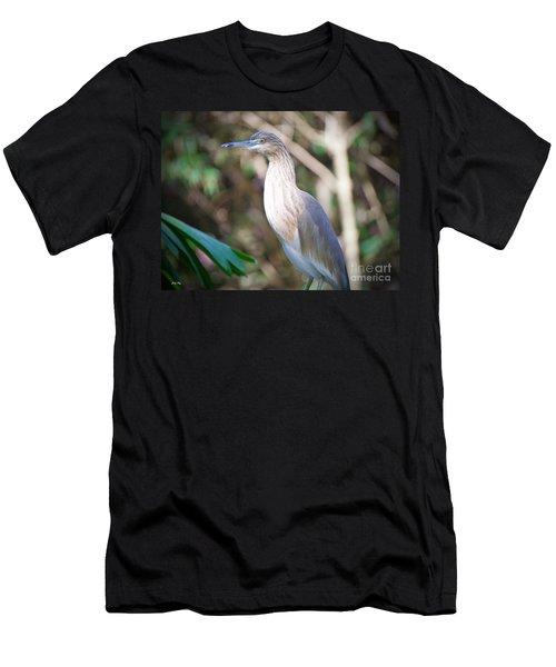 The Heron Men's T-Shirt (Athletic Fit)
