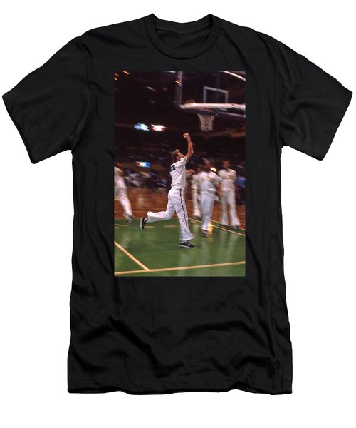The Hick From French Lick Men's T-Shirt (Slim Fit) by Mike Martin