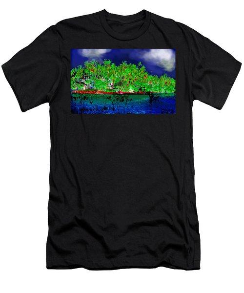 The Hidden Savages  Men's T-Shirt (Athletic Fit)