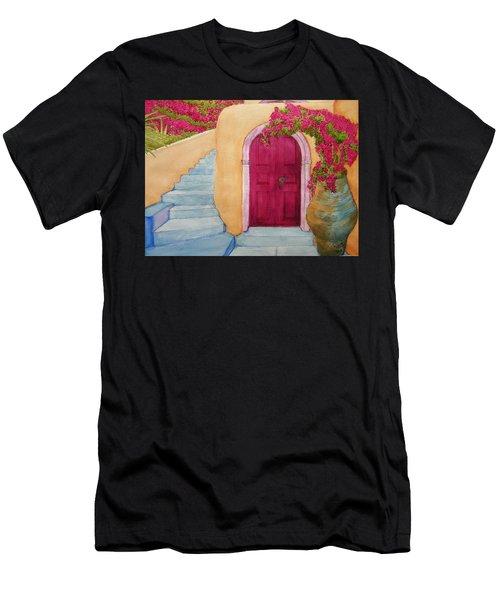 The Hideaway Men's T-Shirt (Athletic Fit)
