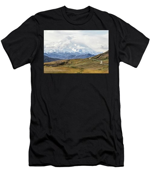 The High One - Denali Men's T-Shirt (Athletic Fit)