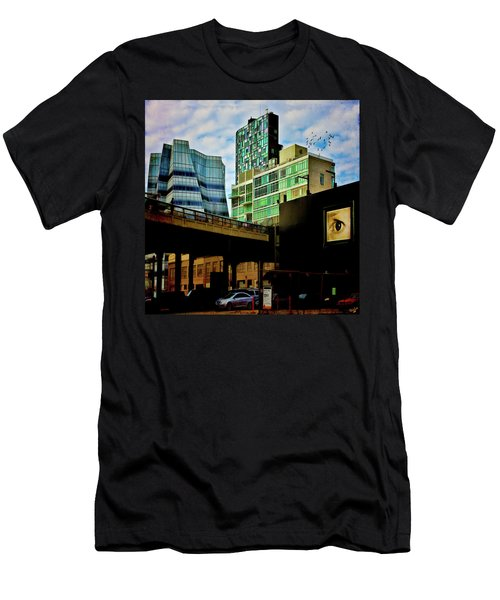 The Highline Nyc Men's T-Shirt (Athletic Fit)
