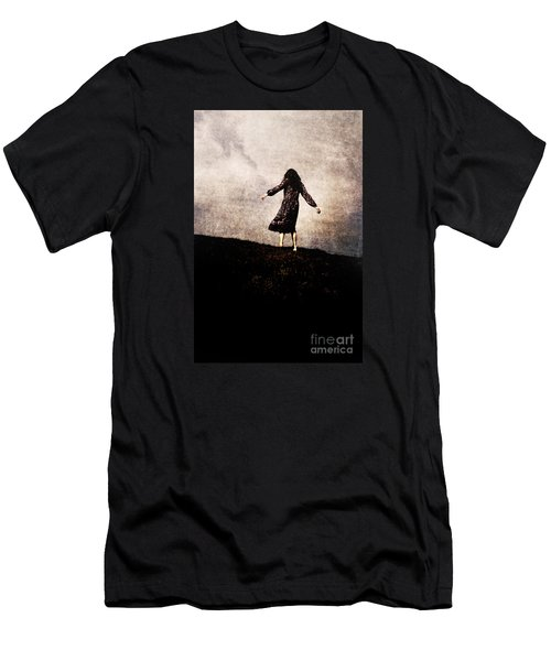The Hill Men's T-Shirt (Athletic Fit)
