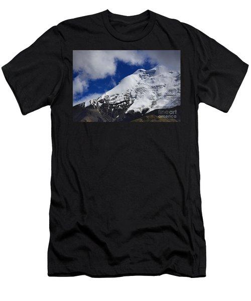 The Himalayas Tibet Yantra.lv 2016  Men's T-Shirt (Athletic Fit)