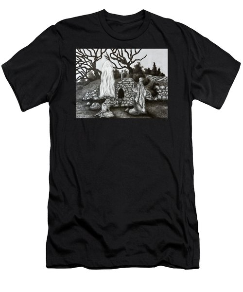 The Holy Well Men's T-Shirt (Athletic Fit)