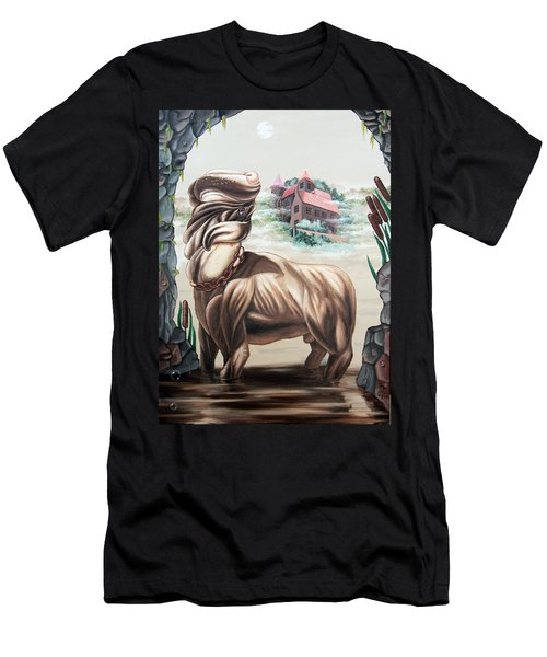 The Hound Of The Baskervilles Men's T-Shirt (Athletic Fit)