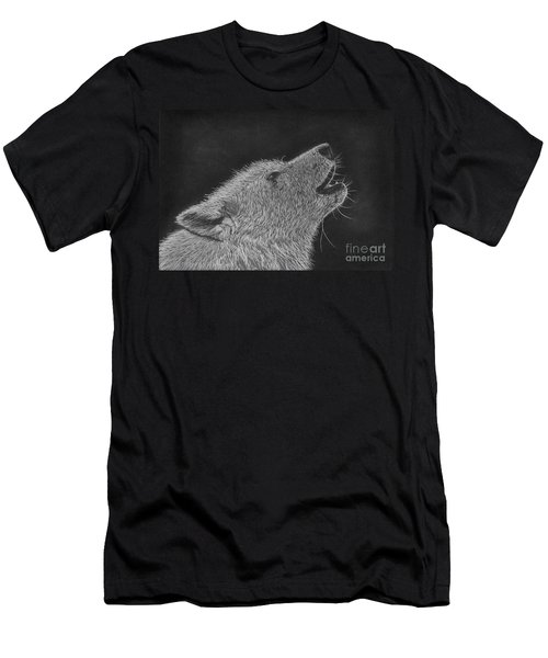 The Howl Men's T-Shirt (Athletic Fit)