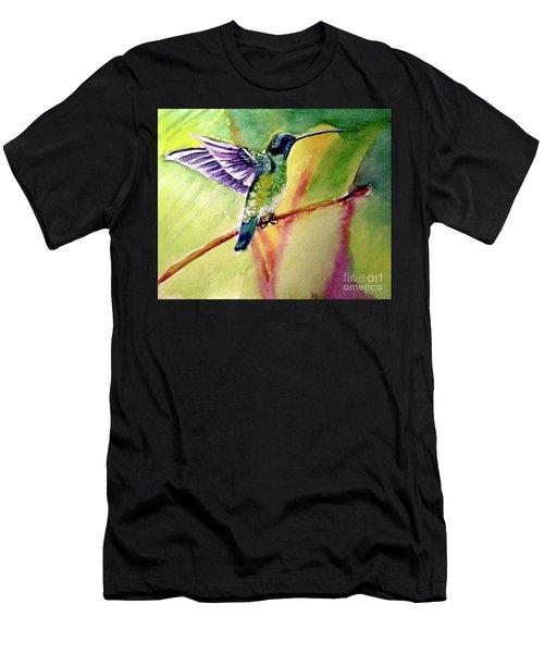 The Hummingbird Men's T-Shirt (Athletic Fit)