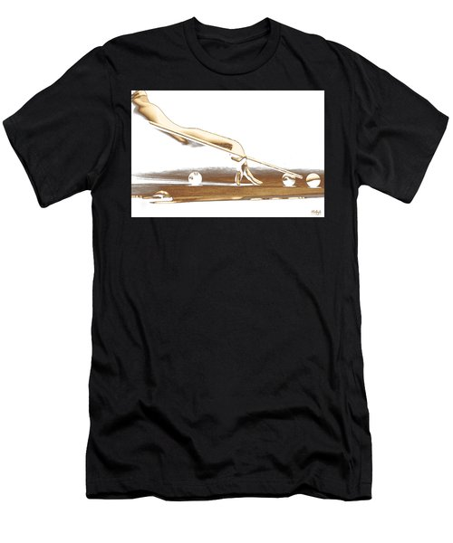 The Hustler Men's T-Shirt (Athletic Fit)
