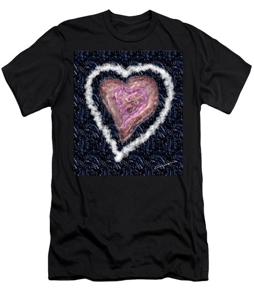 The Imperfection Of A Perfect Love Men's T-Shirt (Athletic Fit)