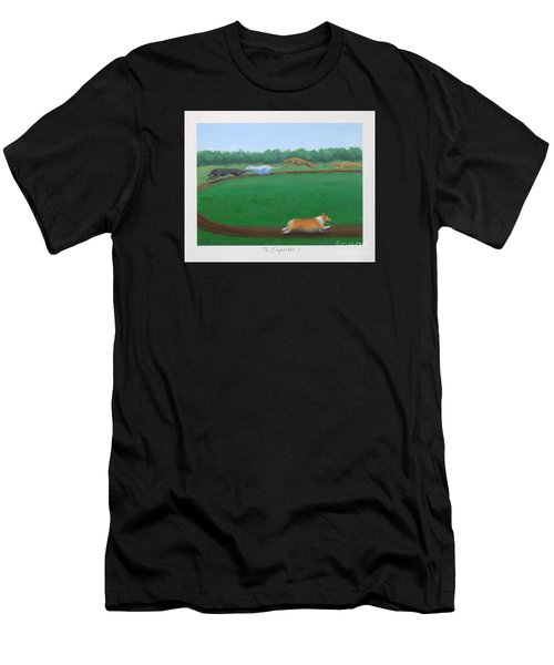 The Impostor I Men's T-Shirt (Athletic Fit)