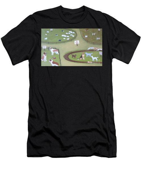The Impostors Men's T-Shirt (Athletic Fit)