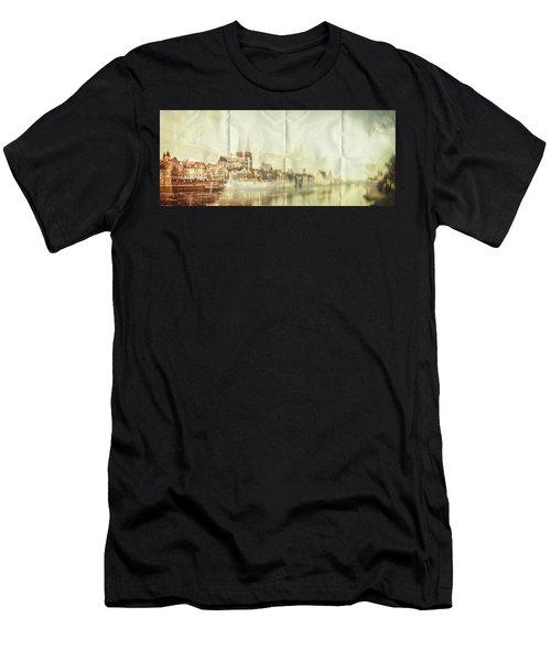 The Imprint Men's T-Shirt (Athletic Fit)