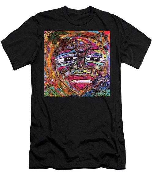 The Indigo Child Men's T-Shirt (Athletic Fit)