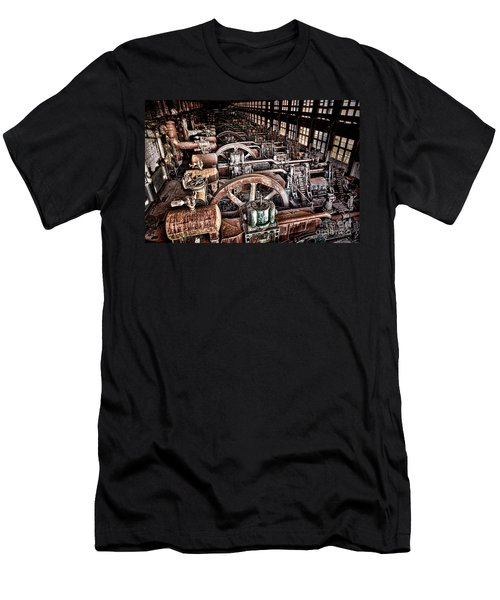 The Industrial Age Men's T-Shirt (Athletic Fit)
