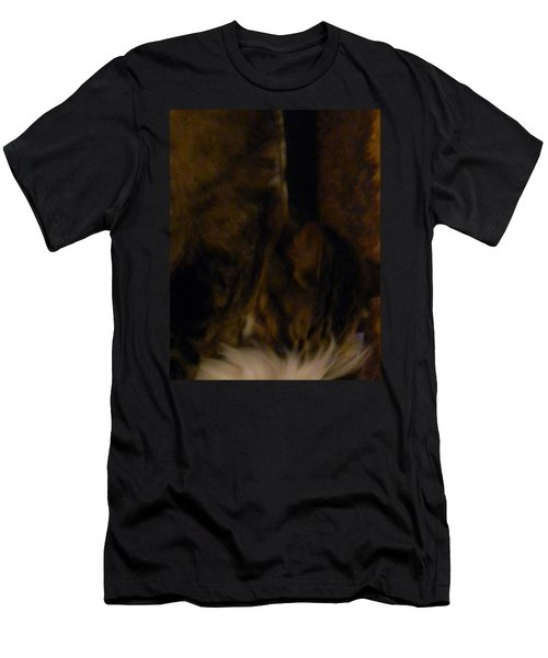 The Inn Creeper And His Pet Men's T-Shirt (Athletic Fit)
